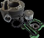 Cilinder 125cc 52,4mm GY6 4-Takt-0