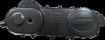 Kickstart Deksel GY6 12-13 Inch Zwart-0