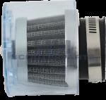 Powerfilter PVC Transparant -0