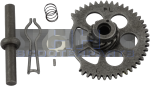 Kickstart Tandwiel Met As GY6 125cc 150cc-0